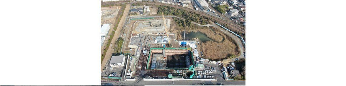 B工区 玉川ポンプ場(令和3年1月)